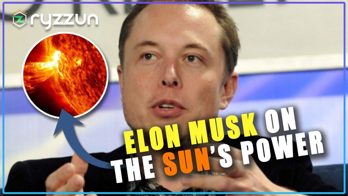 Elon Musk Interview on Solar Panels Powering the Entire US